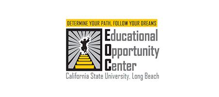 CSULB Educational Opportunity Center Logo