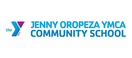 Jenny Oropeza YMCA Community School Logo