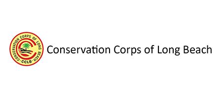 Long Beach California Conservation Corps Logo